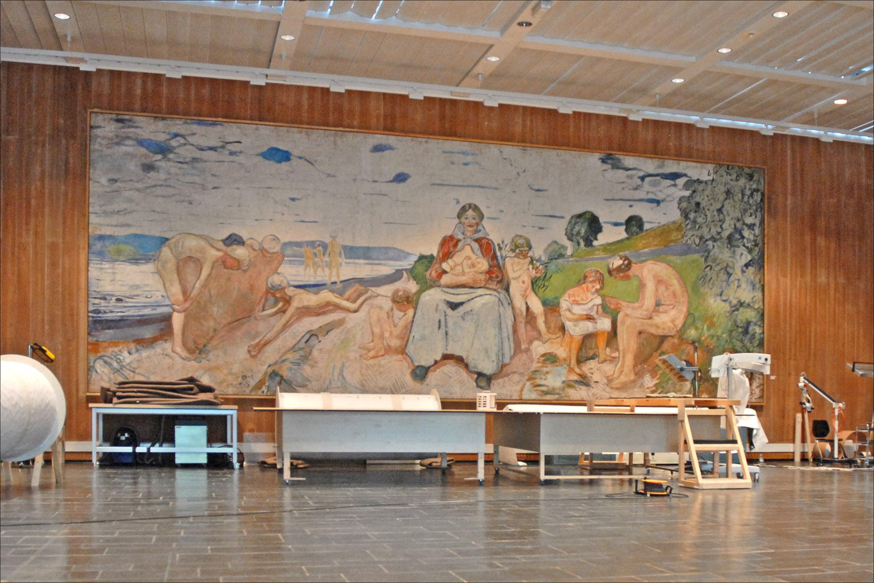 Munch Gallery Oslo Munch Museum Oslo