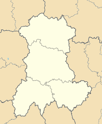 Goudet is located in Auvergne