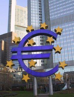 La sede della Banca Centrale Europea, a Franco...