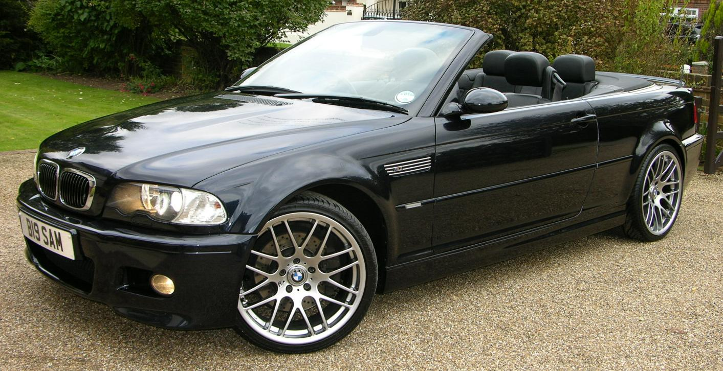 File Bmw M3 Smg Convertible Flickr The Car Spy 21