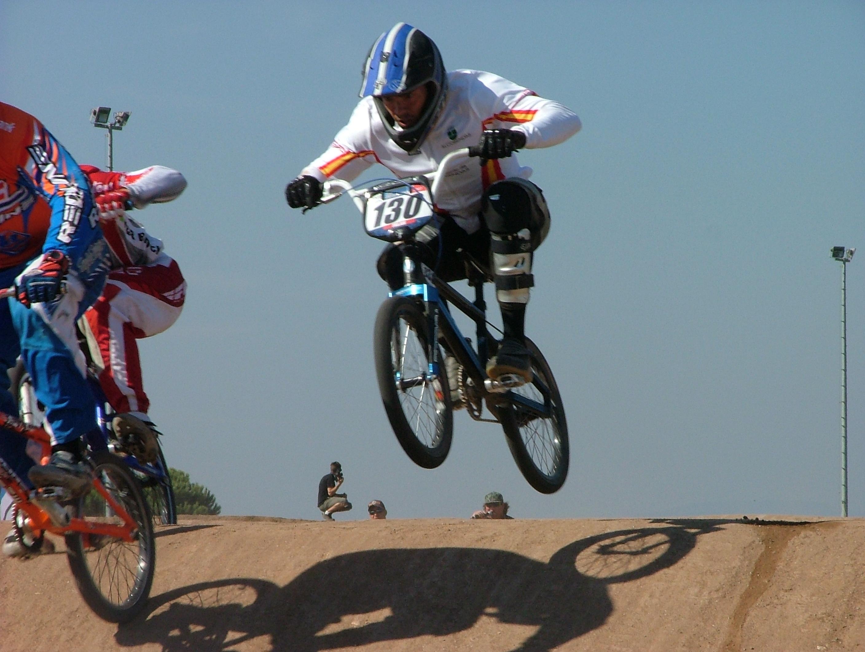 File Bmx Rider Pablo Galan Garrasco At The 2007 World Cup