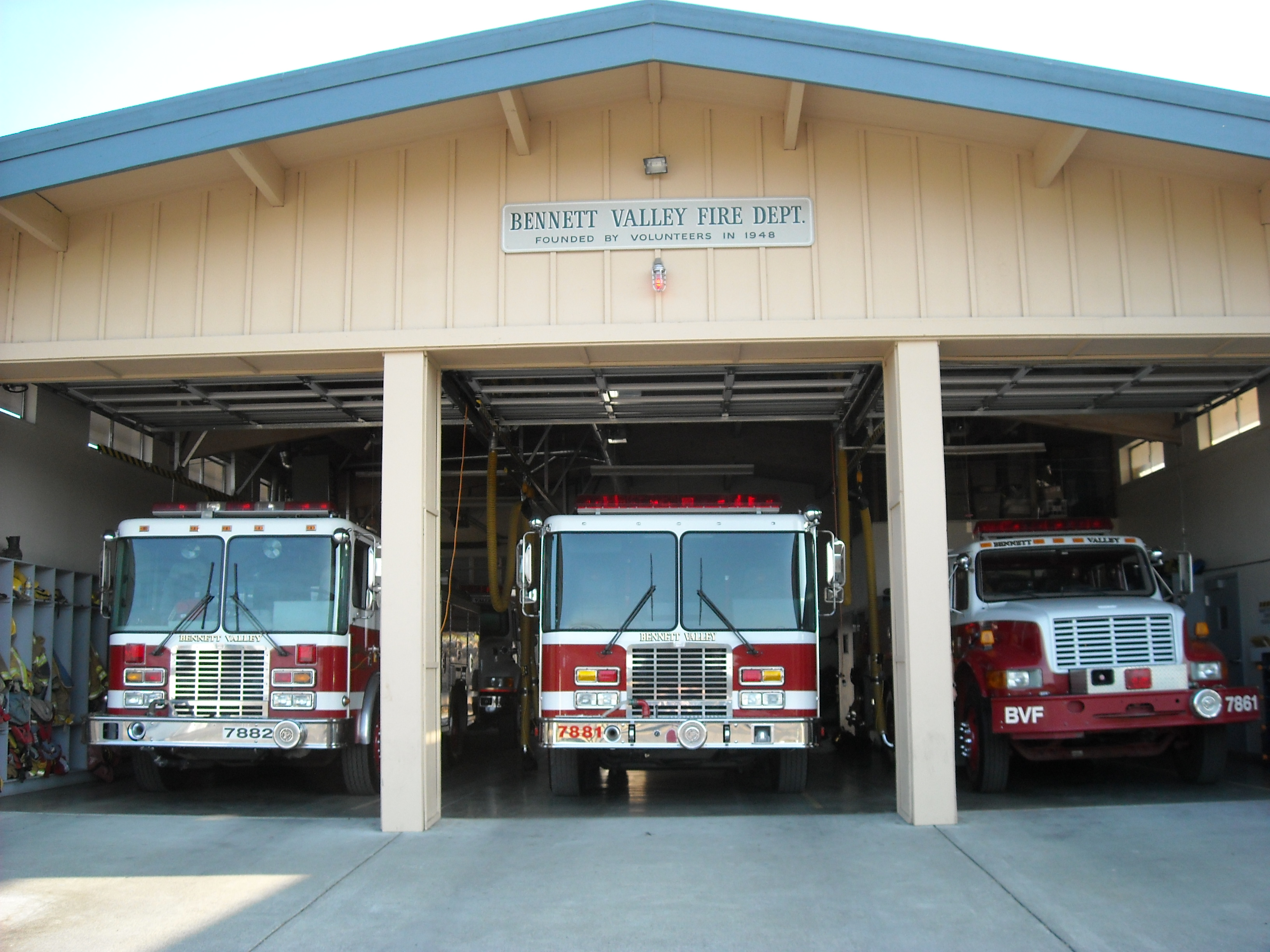 visit to fire station essay