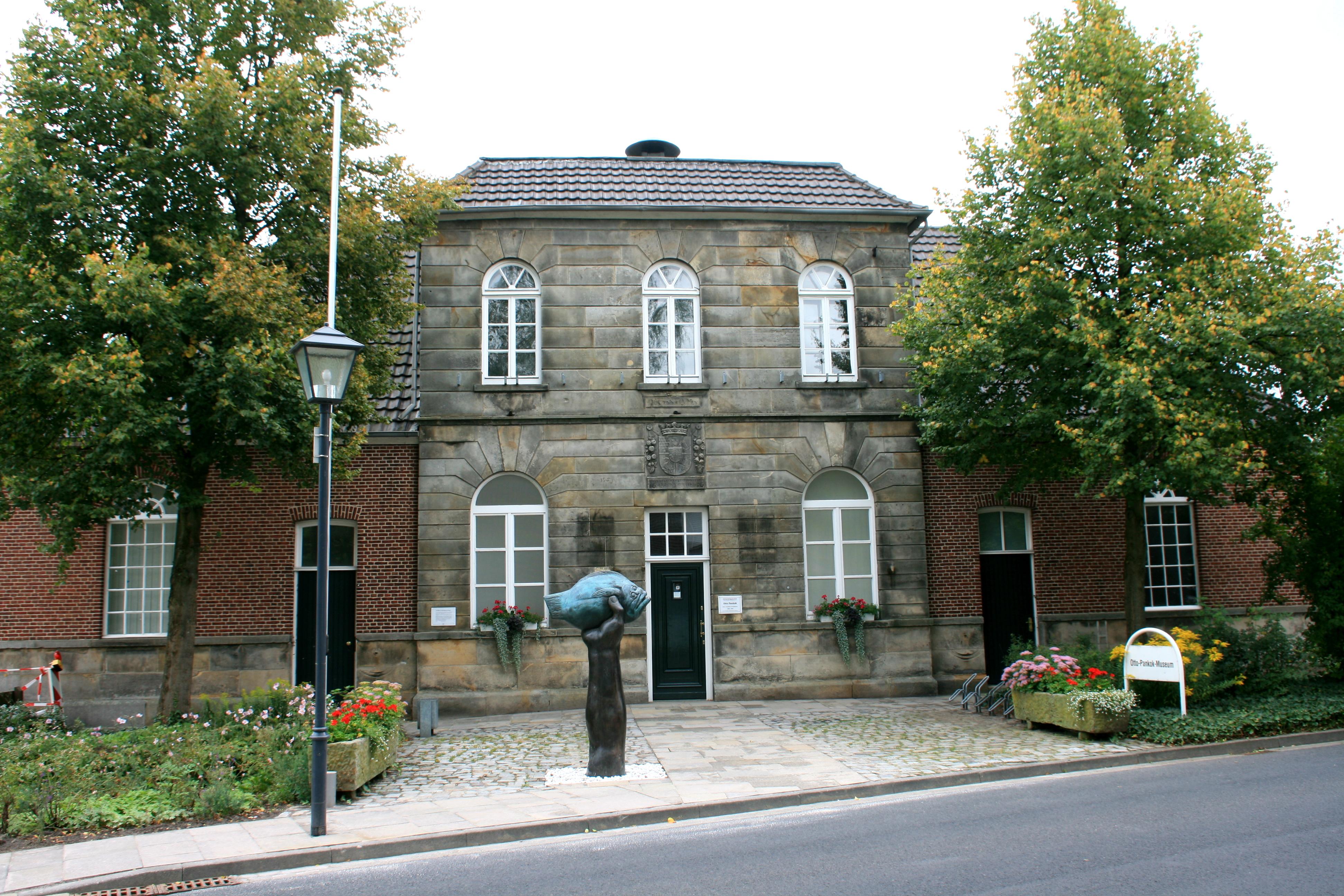 file bad bentheim gildehaus neuer weg otto pankok museum 02 wikimedia commons. Black Bedroom Furniture Sets. Home Design Ideas