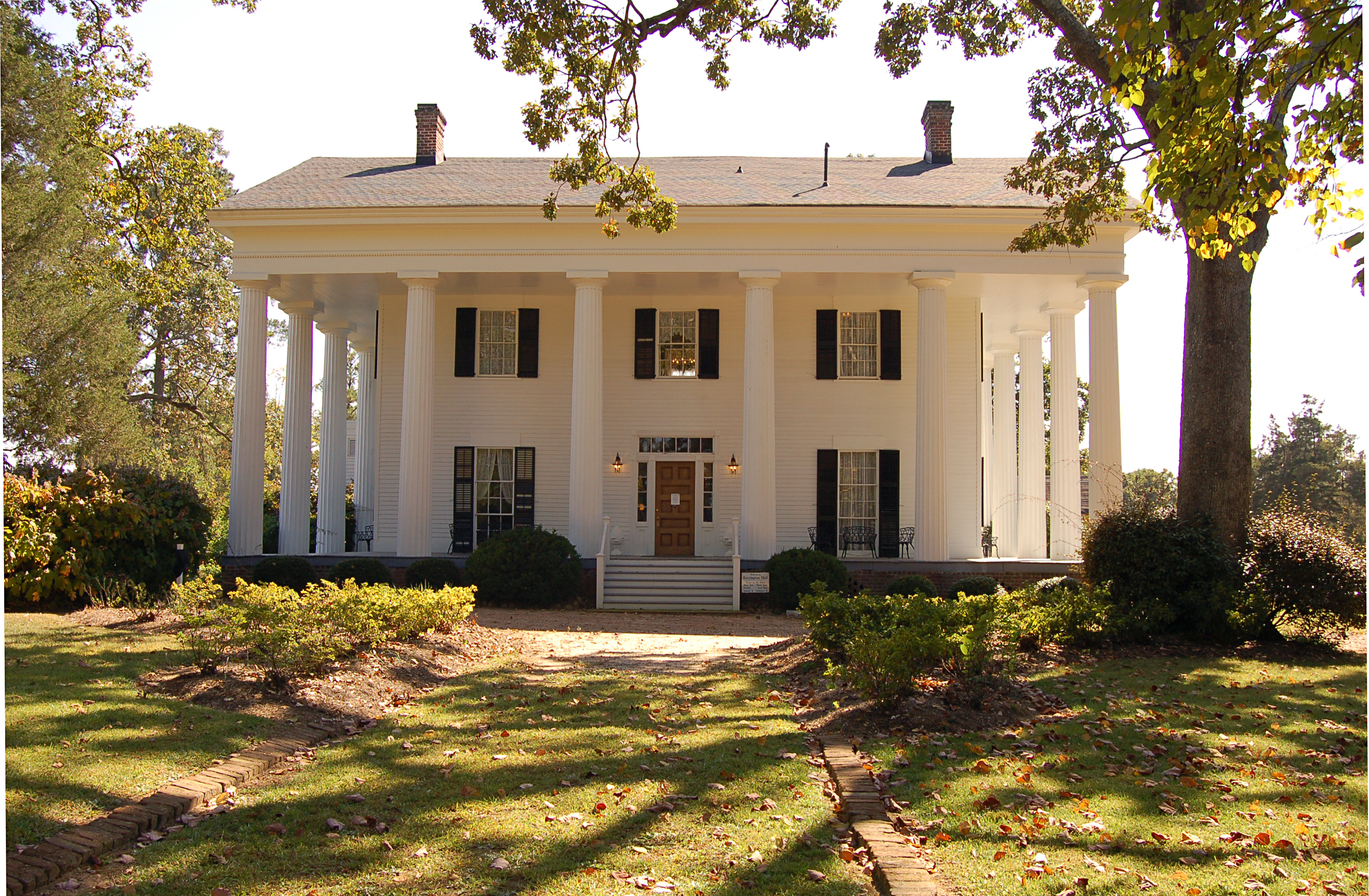 Barrington hall roswell georgia