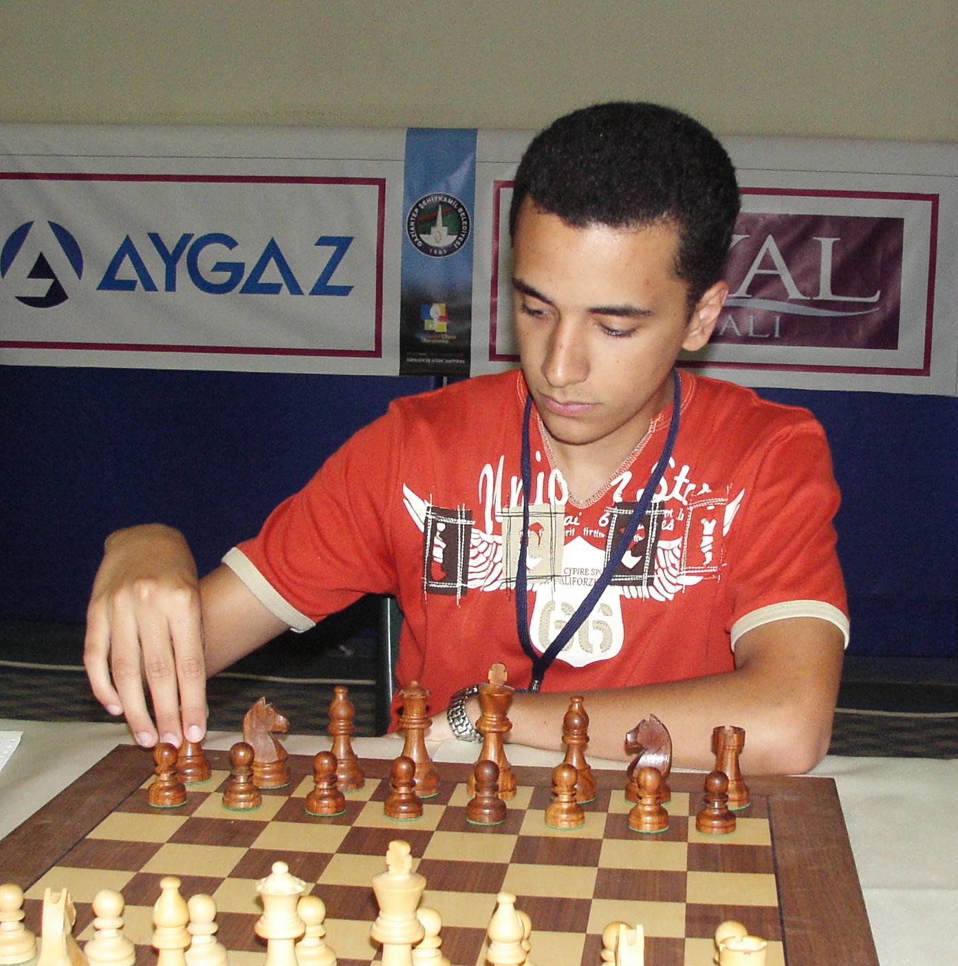 Bassem Amin Bassem Amin chess games and profile ChessDBcom