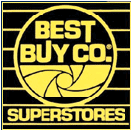 Best Buy Co. Superstores logo from 1983 until 1984