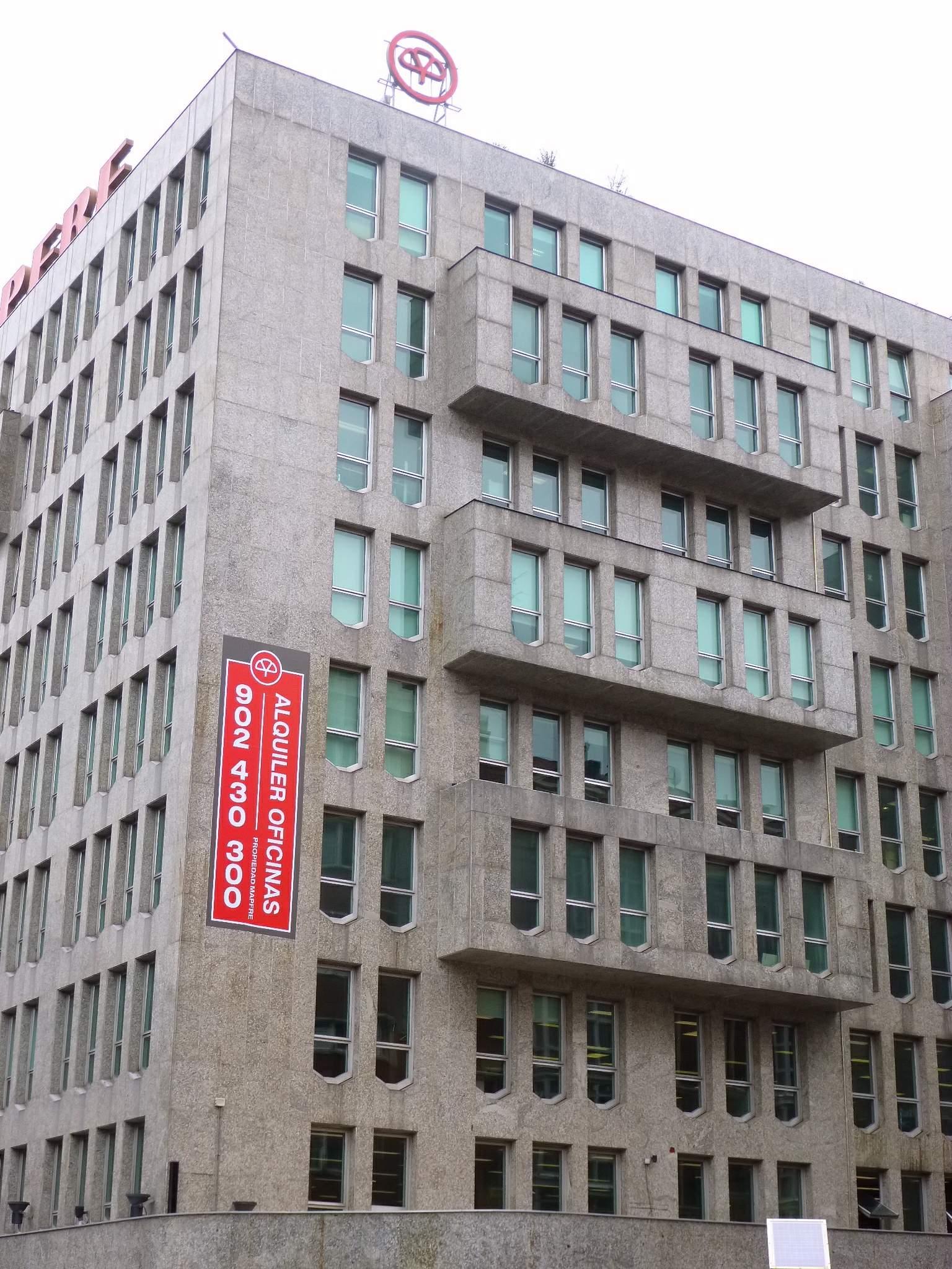 File bilbao edificio mapfre wikimedia commons for Bbk oficina central bilbao