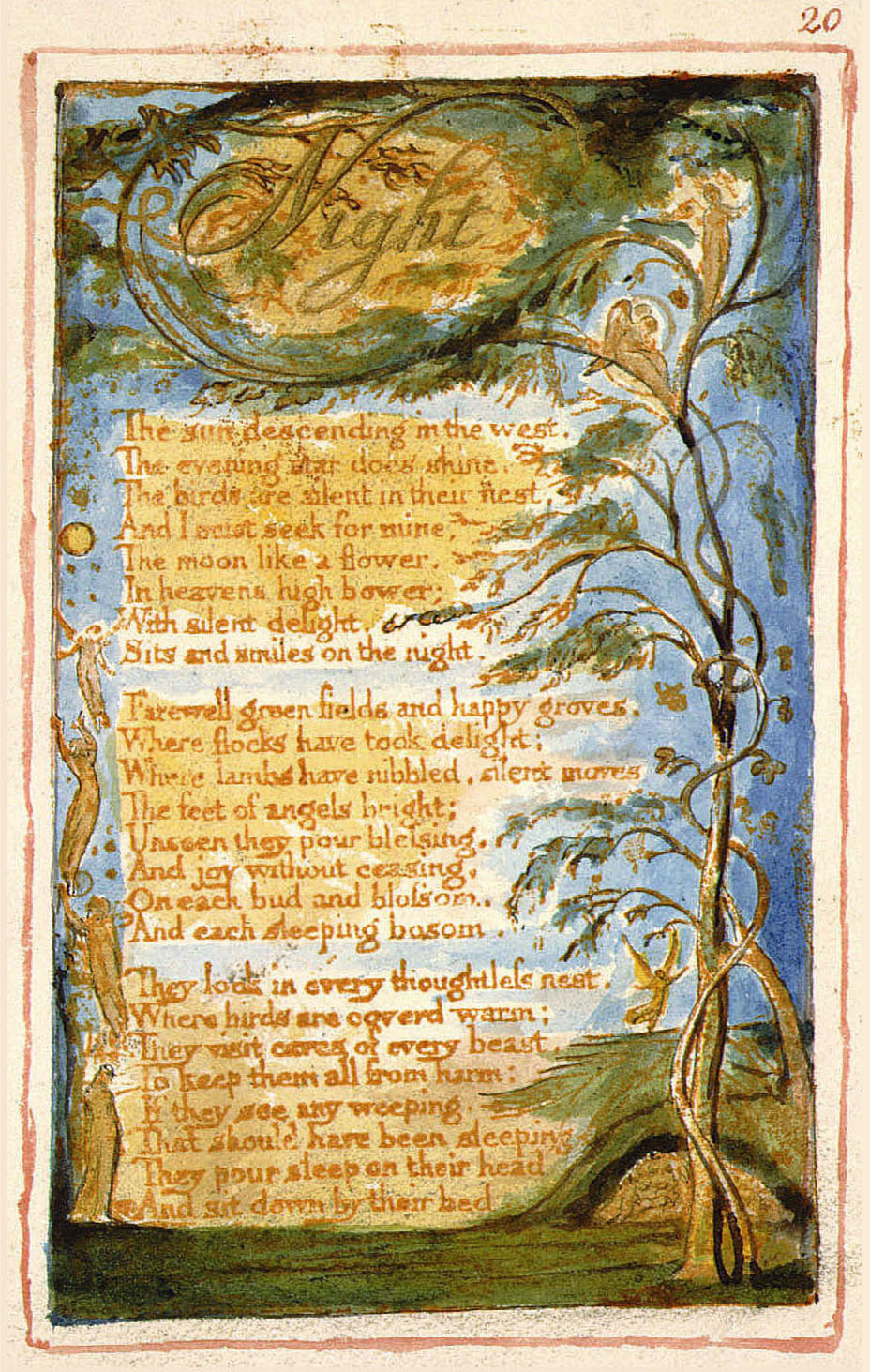 blake poems Introduction the notes which follow are intended for study and revision of a selection of blake's poems about the poet william blake was born on 28 november 1757, and died on 12 august 1827.