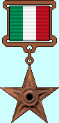 Italian Barnstar of National Merit