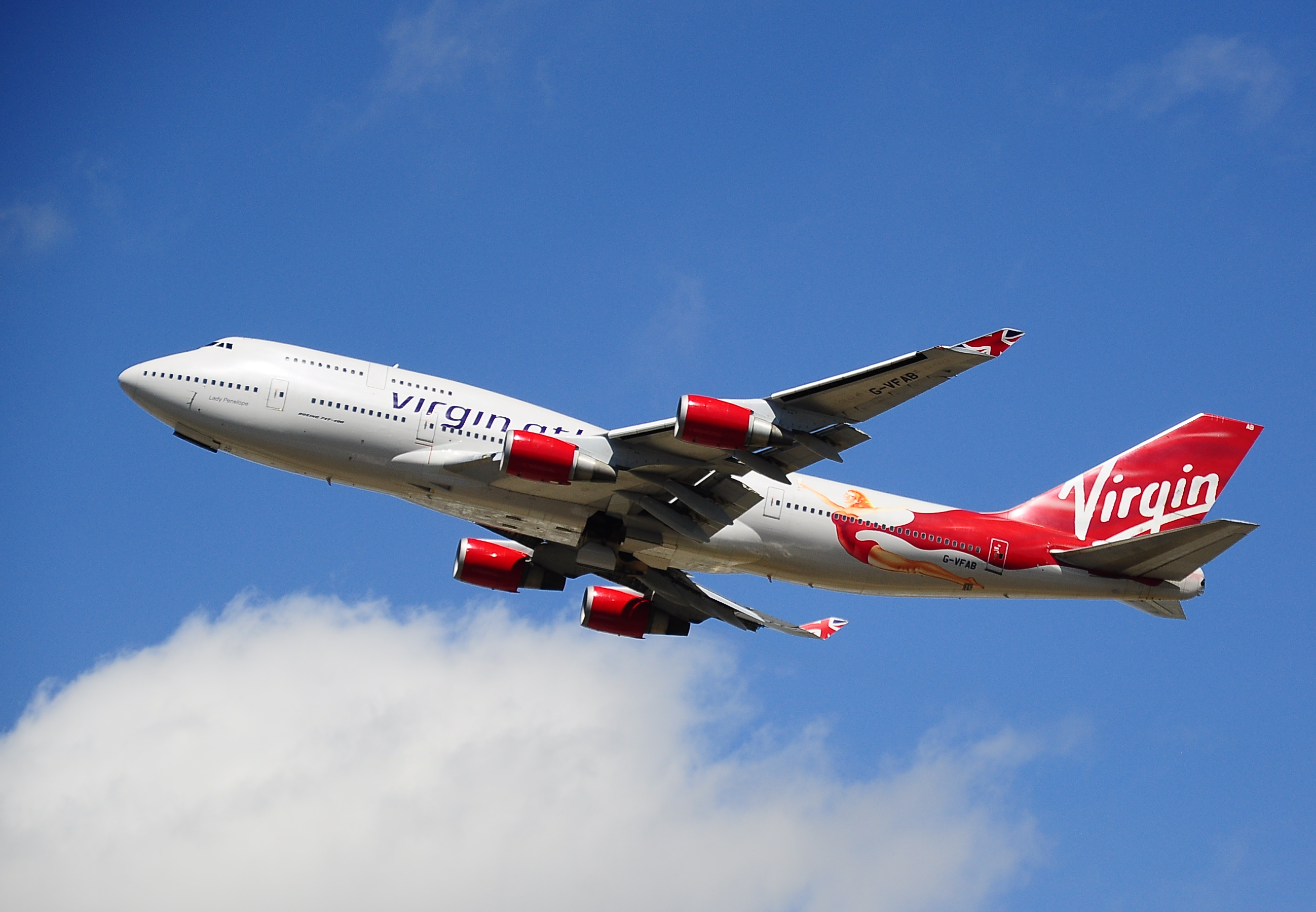 Category:Virgin Atlantic