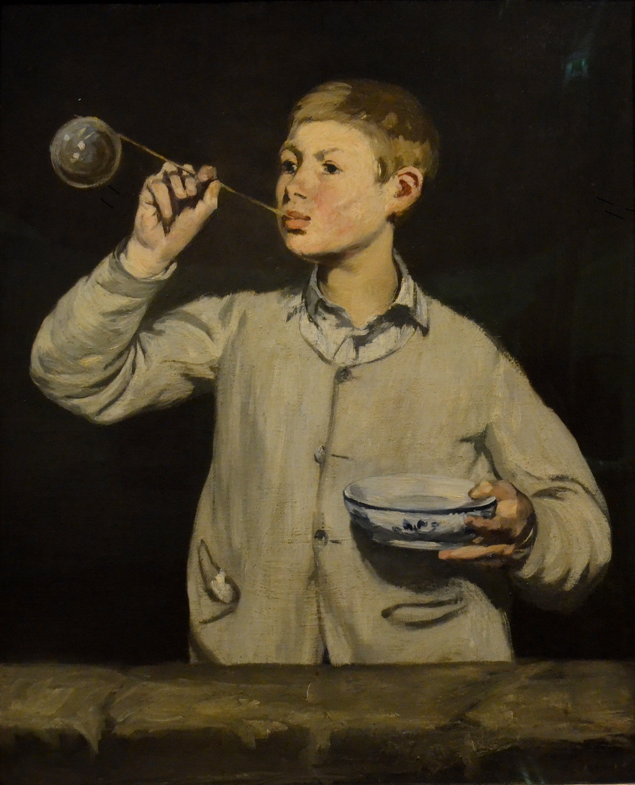 Boy Blowing Soap Bubbles Manet File:boy Blowing Bubbles by
