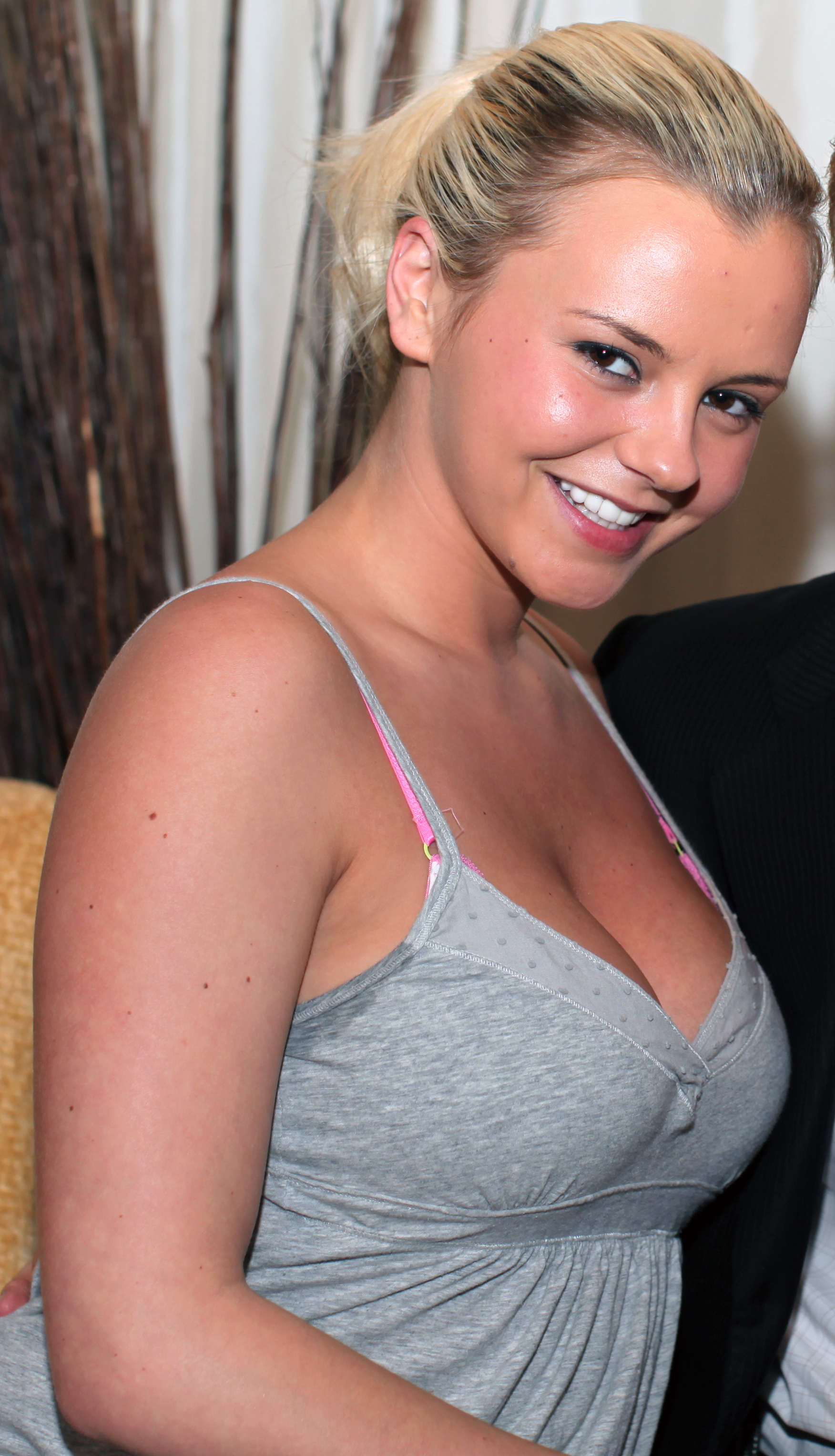 Bree Olson Photo Via Wikimedia Commons
