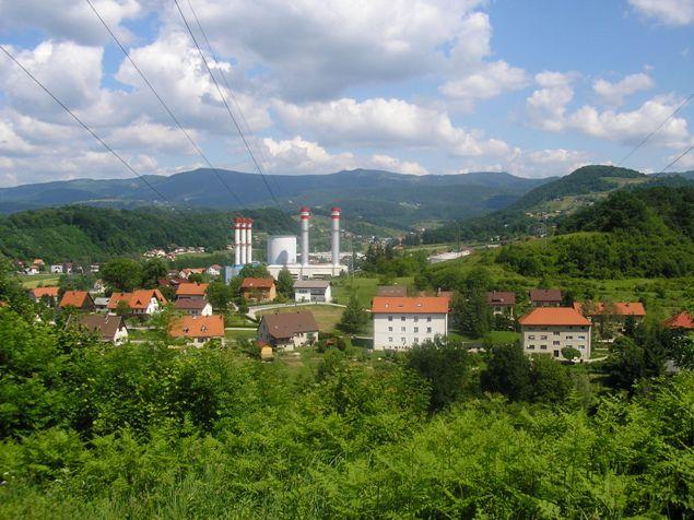 Brestanica City