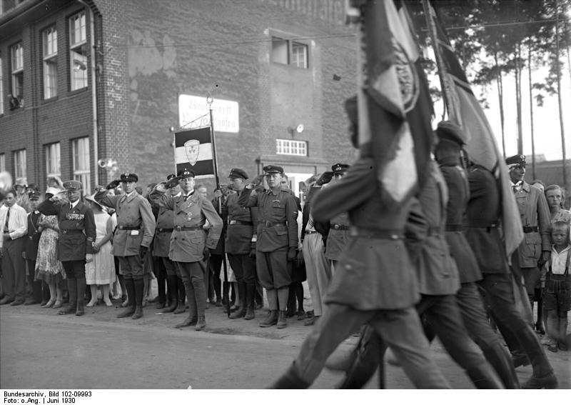 Bundesarchiv Bild 102-09993, Potsdam, Reichstreffen des Bismarckbundes