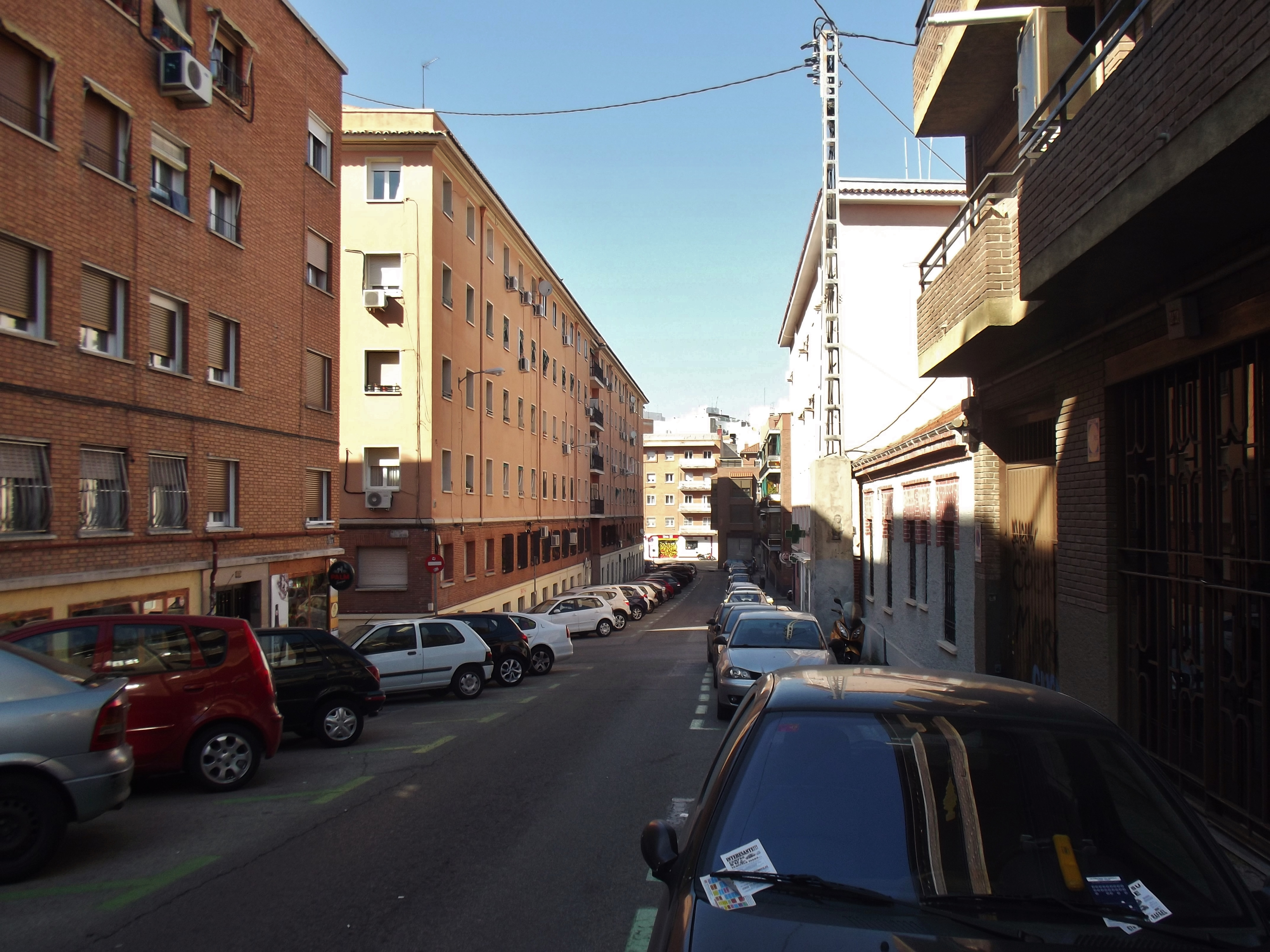 Archivo calle de olite madrid jpg wikipedia la enciclopedia libre - Calle nebulosas madrid ...
