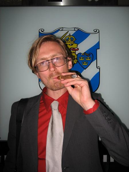 Карл Форсберґ