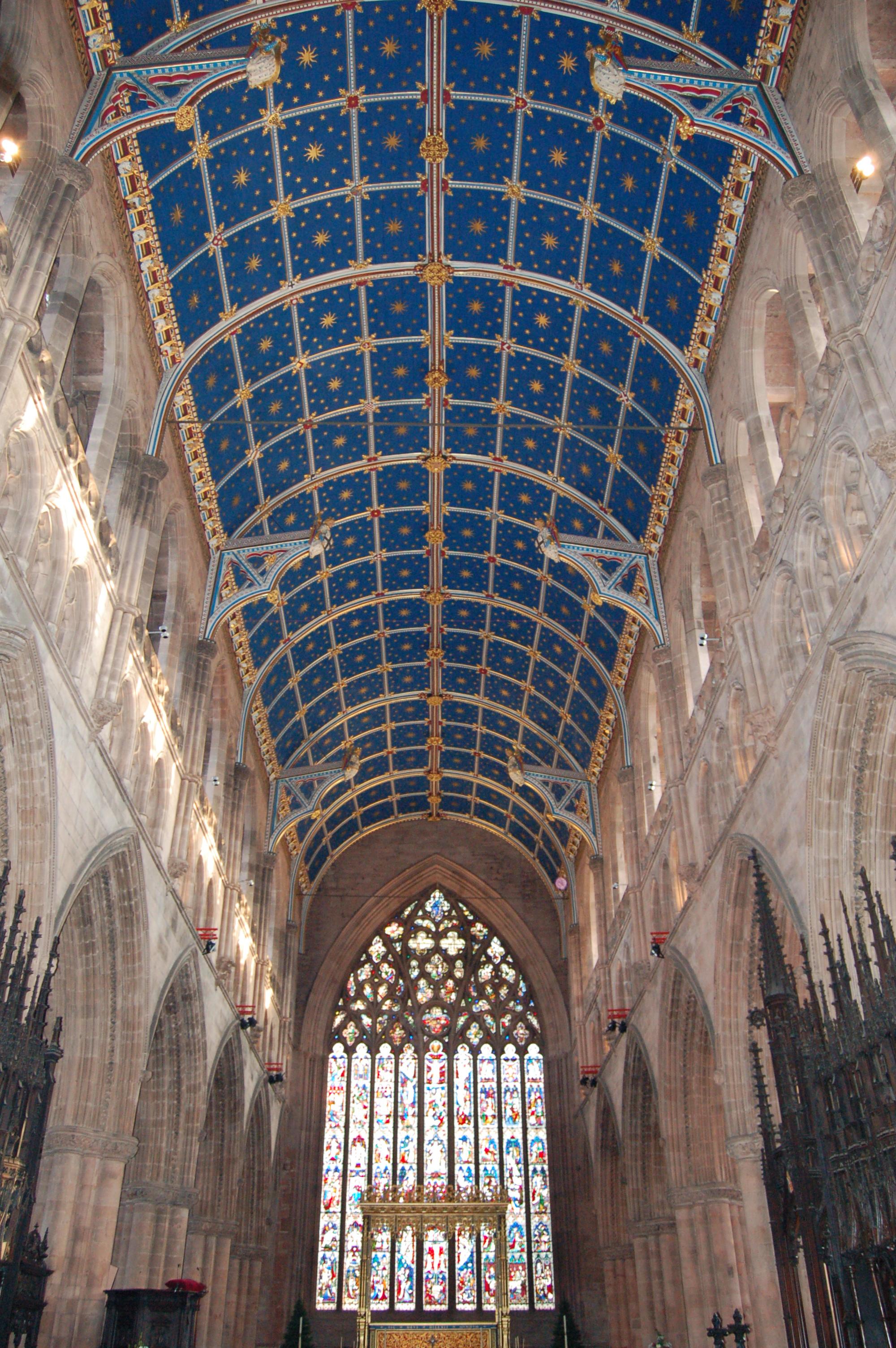 File:Carlisle Cathedral Barrel Ceiling