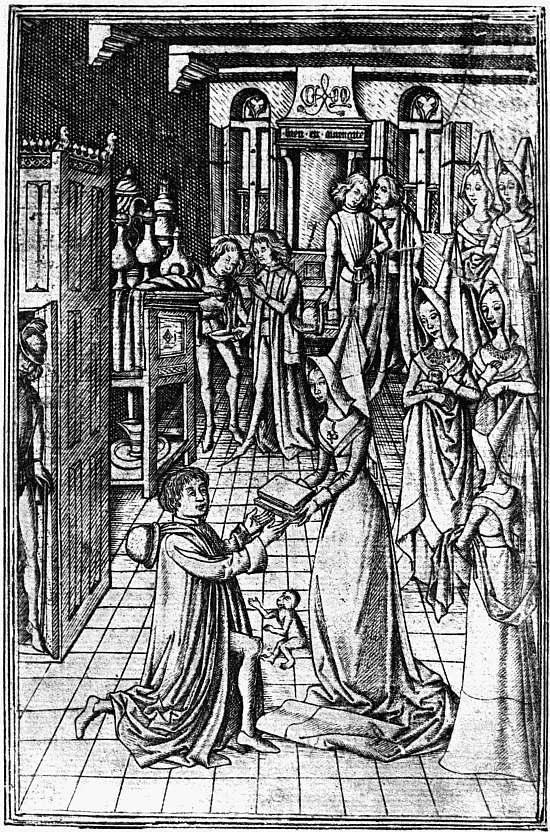 Margaret of York, Duchess Consort of Burgundy – Maidens and