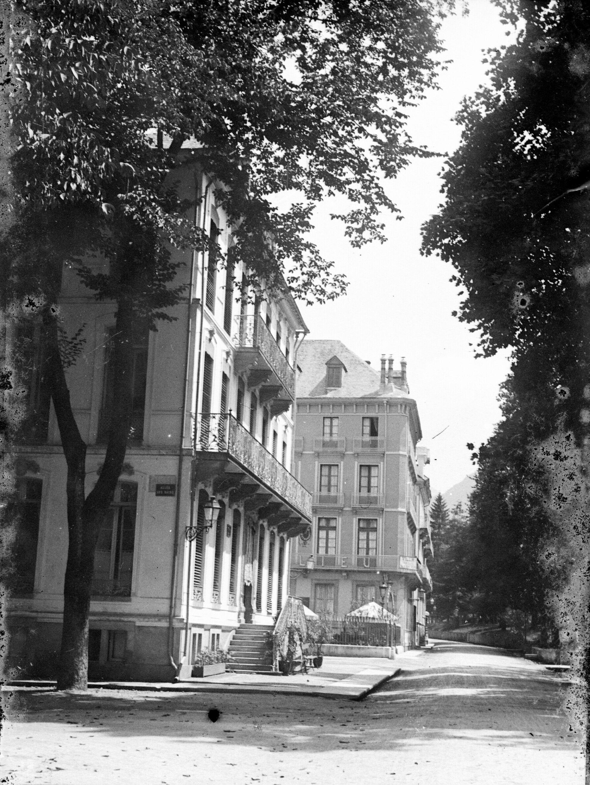 Hotel Bagneres De Luchon Pas Cher