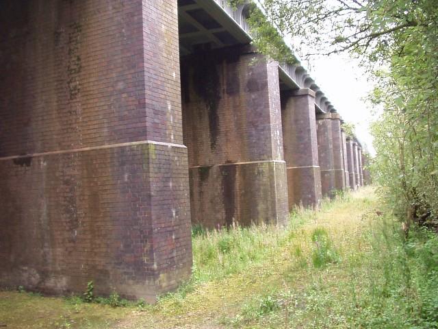 Childers Marsh Viaduct - geograph.org.uk - 958459