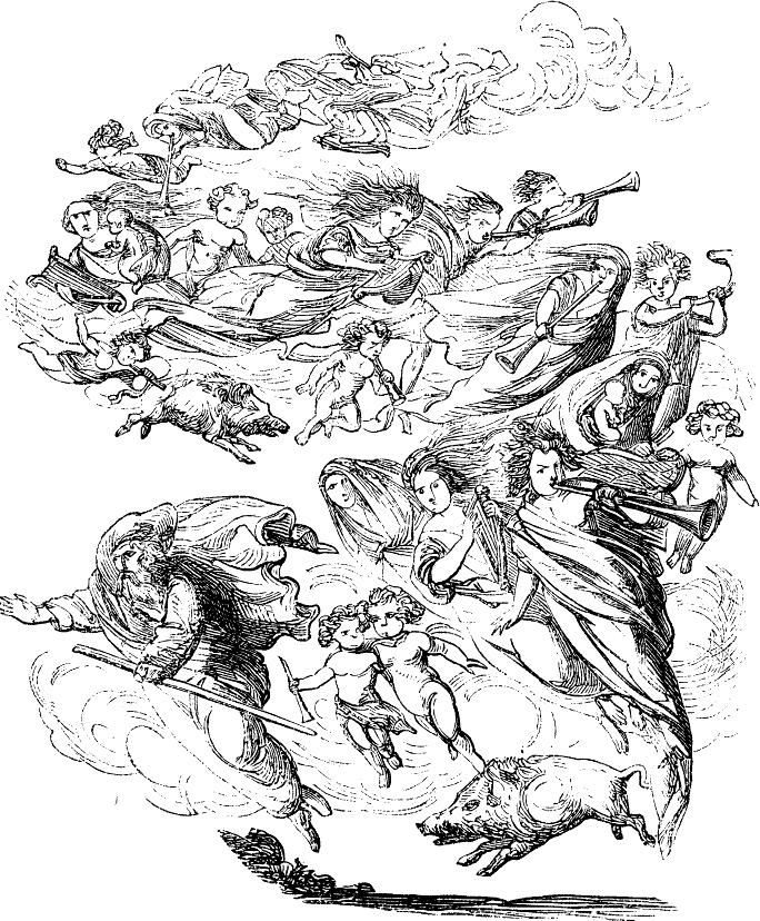 Kleurplaat Freya File Christmas Throughout Christendom Frau Holle Or