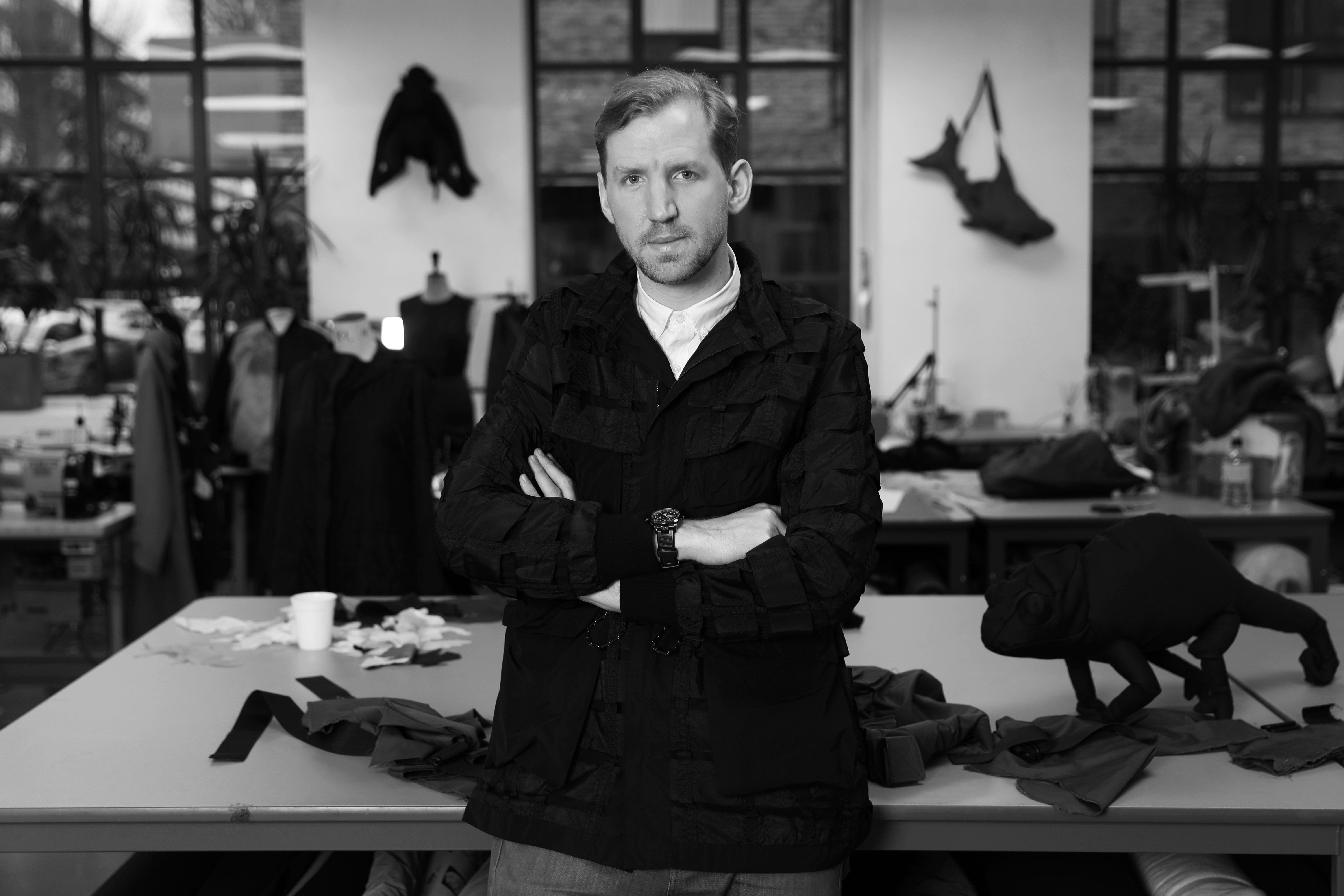 Video | Timberland Creative Director Christopher Raeburn