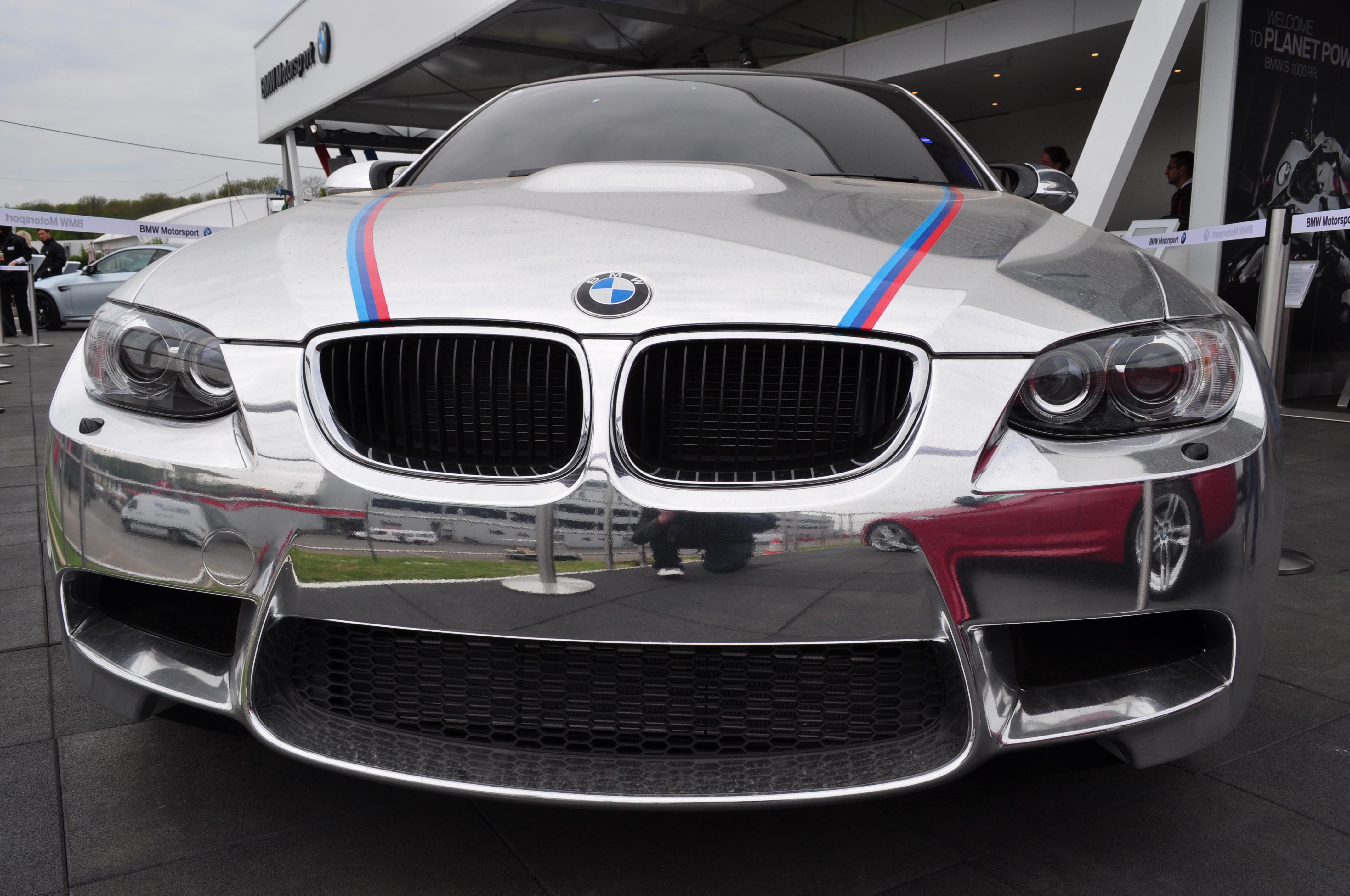 File:Chrome BMW M3 (7232698738).jpg - Wikimedia Commons