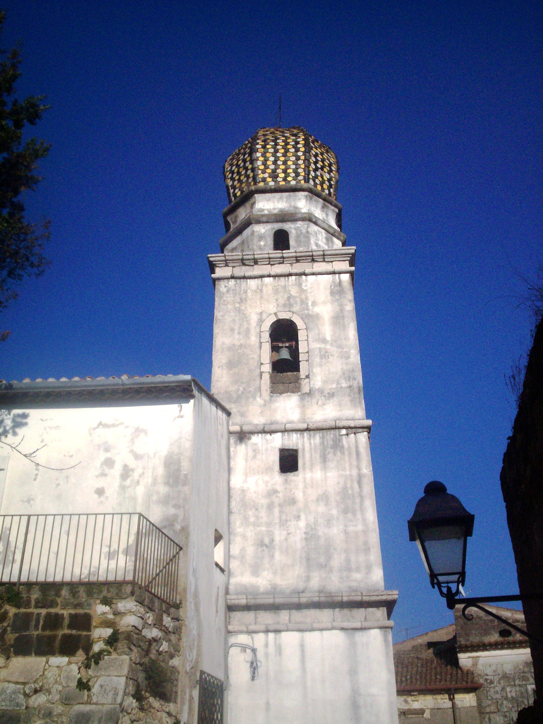 File congrega della sanit campanile san lorenzello for San lorenzello