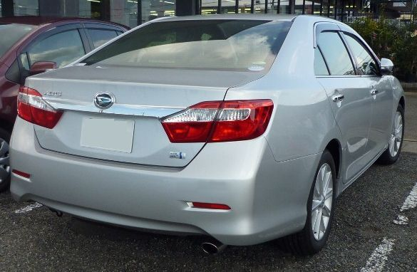 toyota whatever it takes to keep camry crown incentives and. Black Bedroom Furniture Sets. Home Design Ideas
