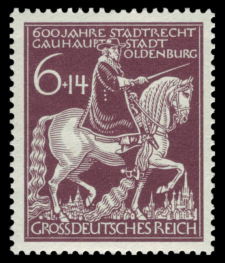 Briefmarken Jahrgang 1945 Der Deutschen Reichspost Wikipedia