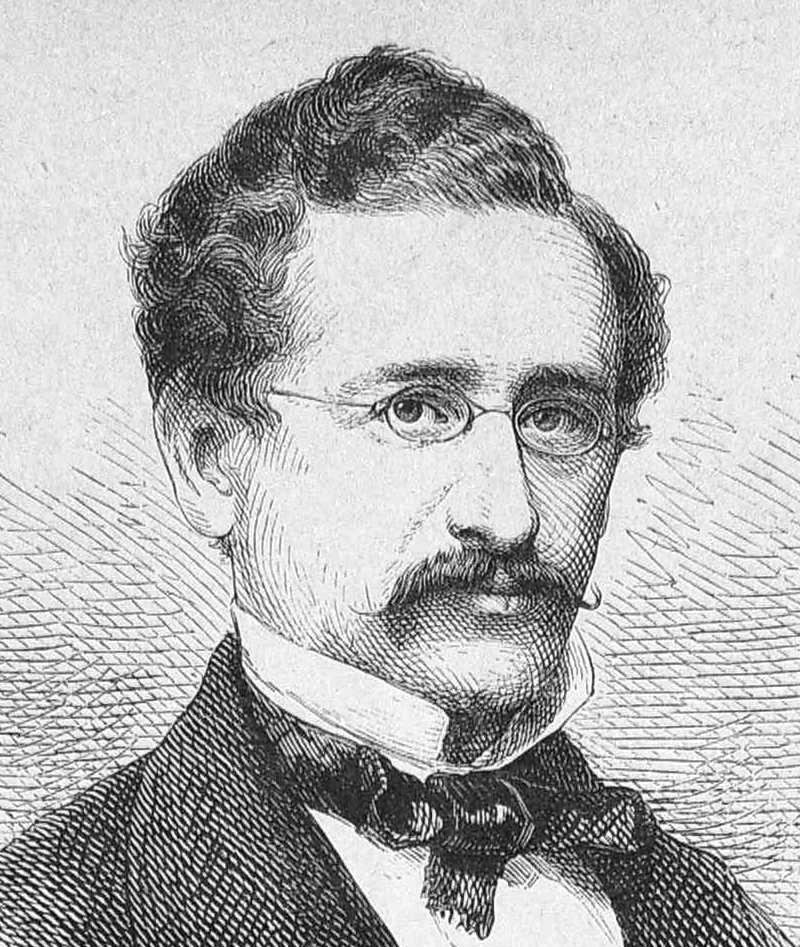 Engraving by [[Adolf Neumann]], published in ''[[Die Gartenlaube]]'', 1867
