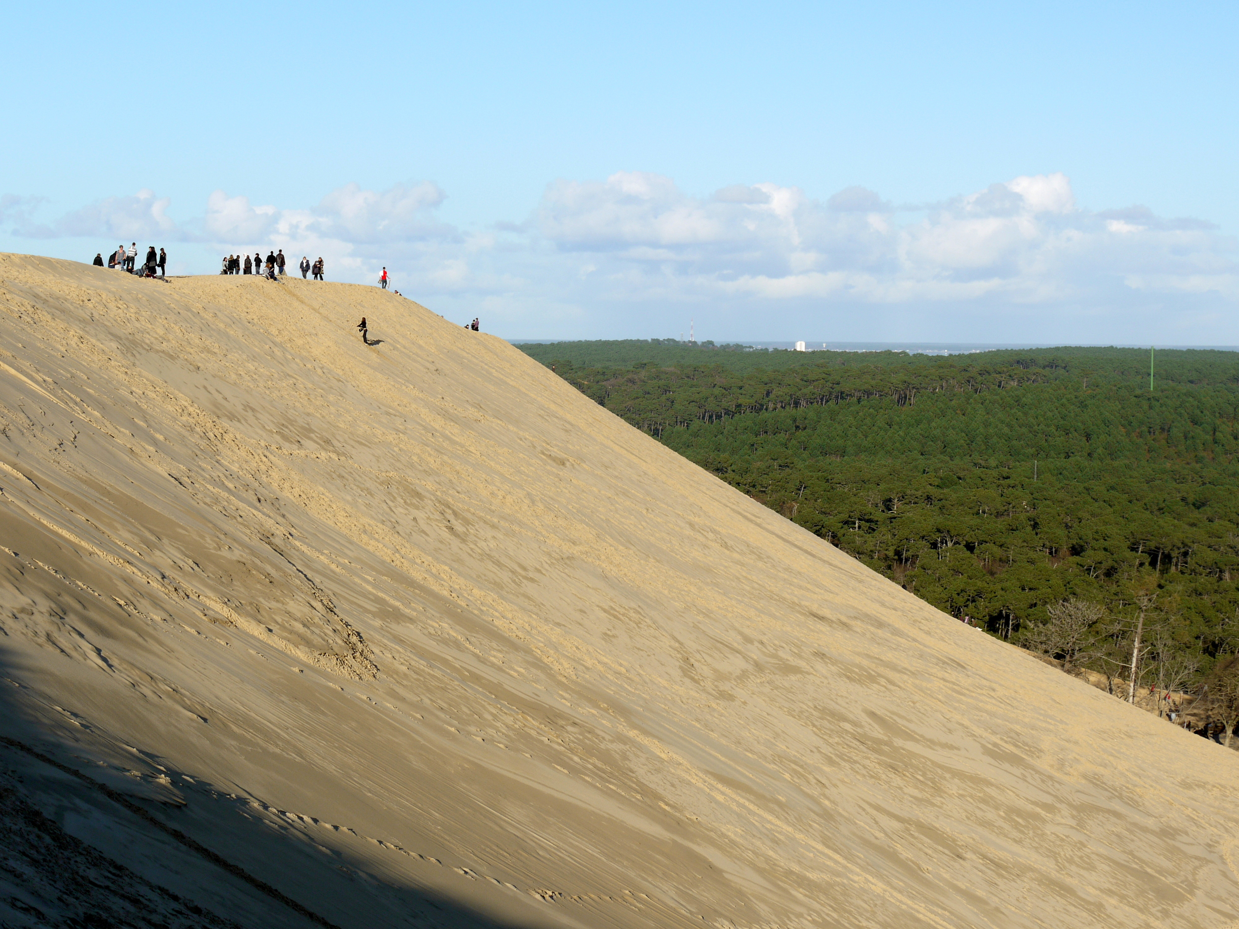File dune du pyla 2009 jpg wikimedia commons - Restaurant dune du pyla ...