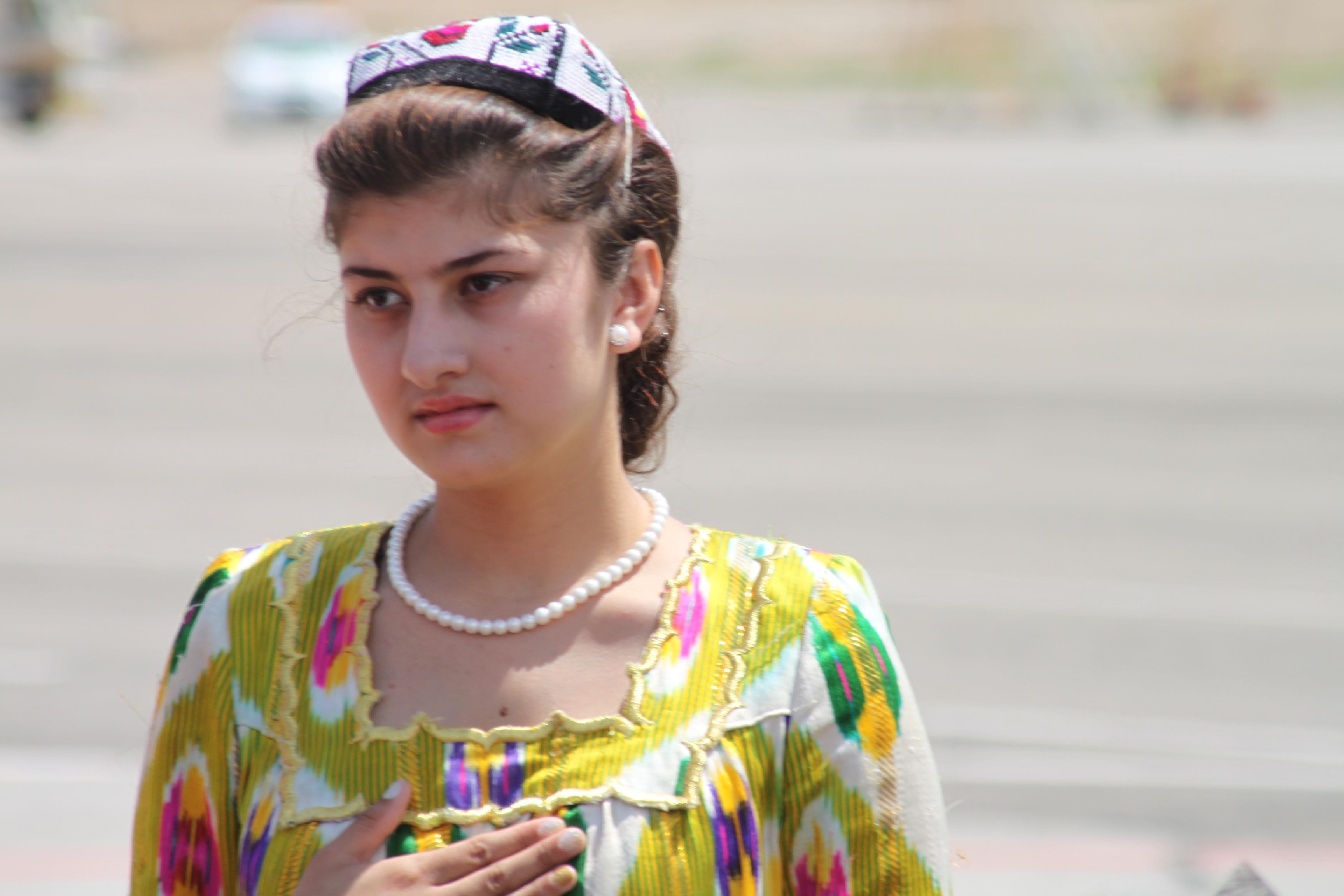 Dushanbe dating girl