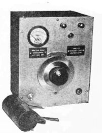 Dynatron oscillator electronic circuit