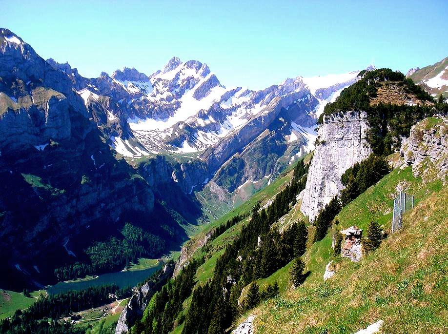 Tours Of Switzerland