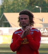 Eirik Markegård Norwegian footballer