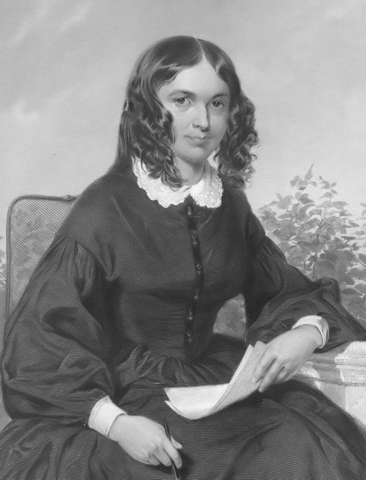 Photo of Elizabeth Barrett Browning