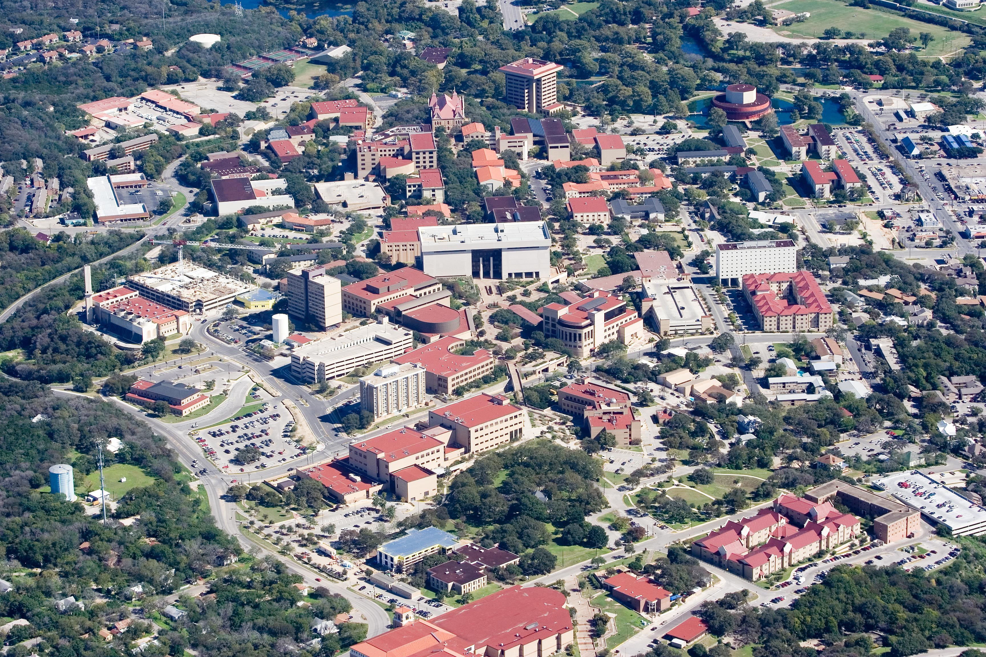 Texas State University - Wikiwand