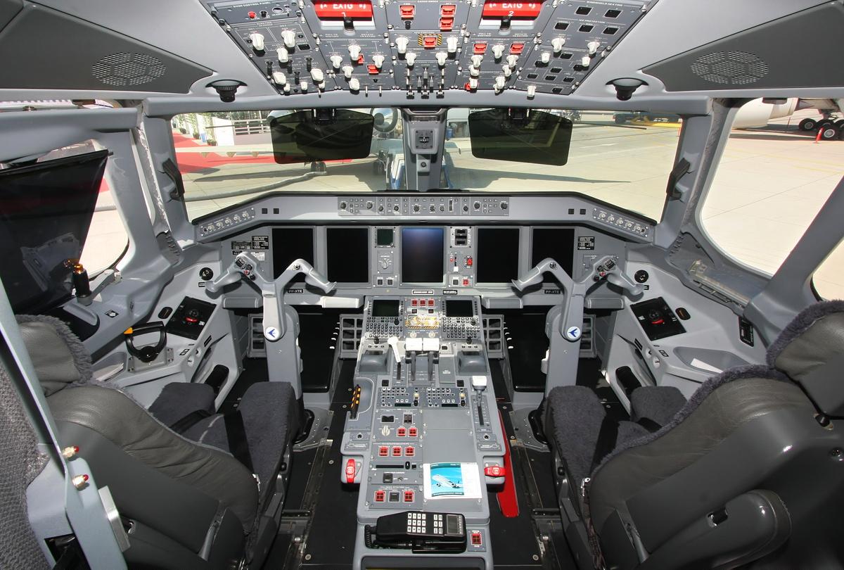 私人豪华飞机Lineage 1000E - wuwei1101 - 西花社