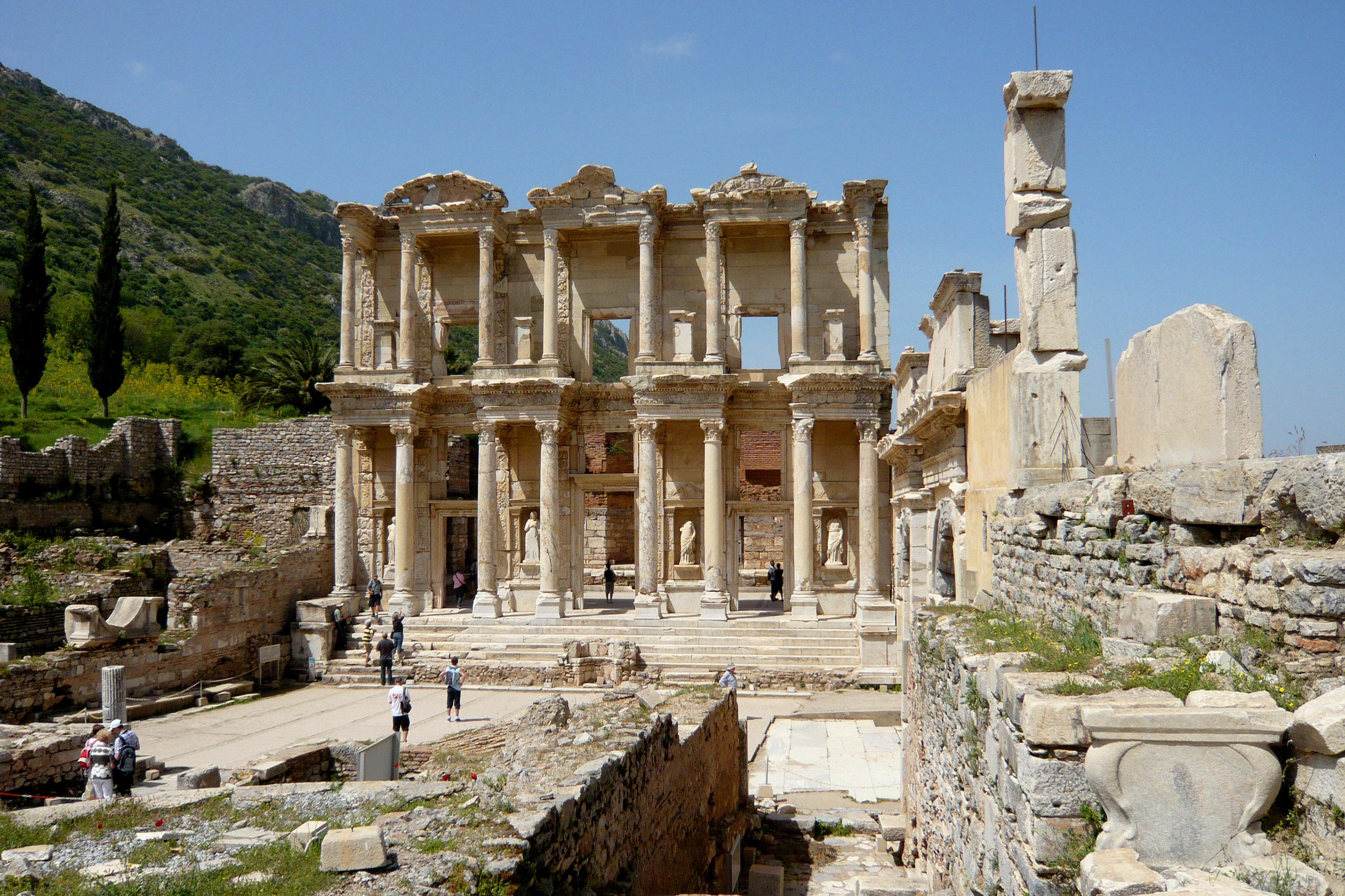 Library of Celcus, Ephesus