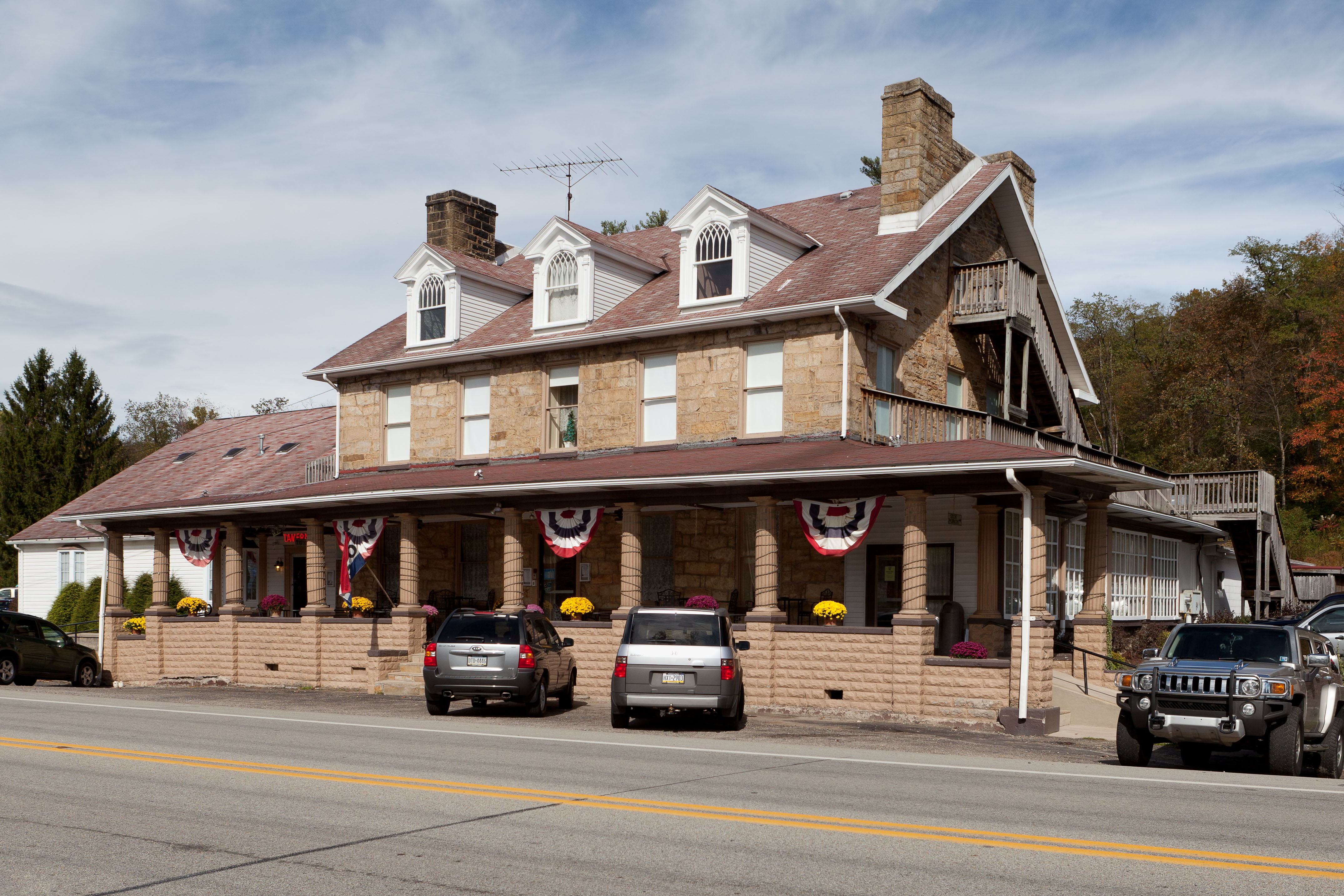 National Register of Historic Places listings in