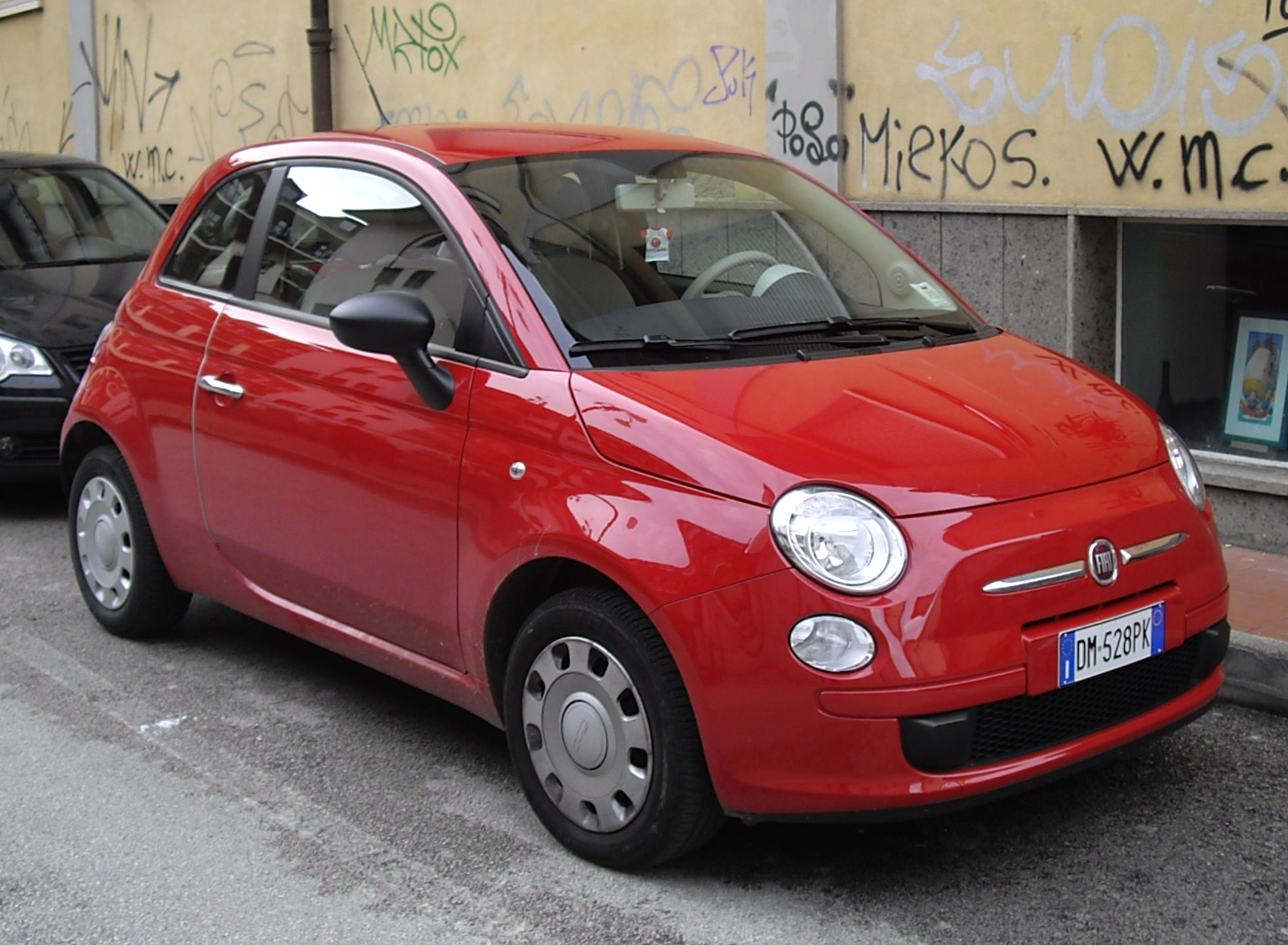 File Fiat 500 1 2 Pop Jpg Wikimedia Commons