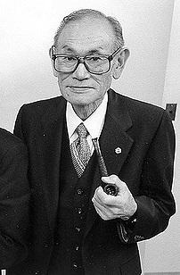 Fred Korematsu Japanese-American interned during World War II