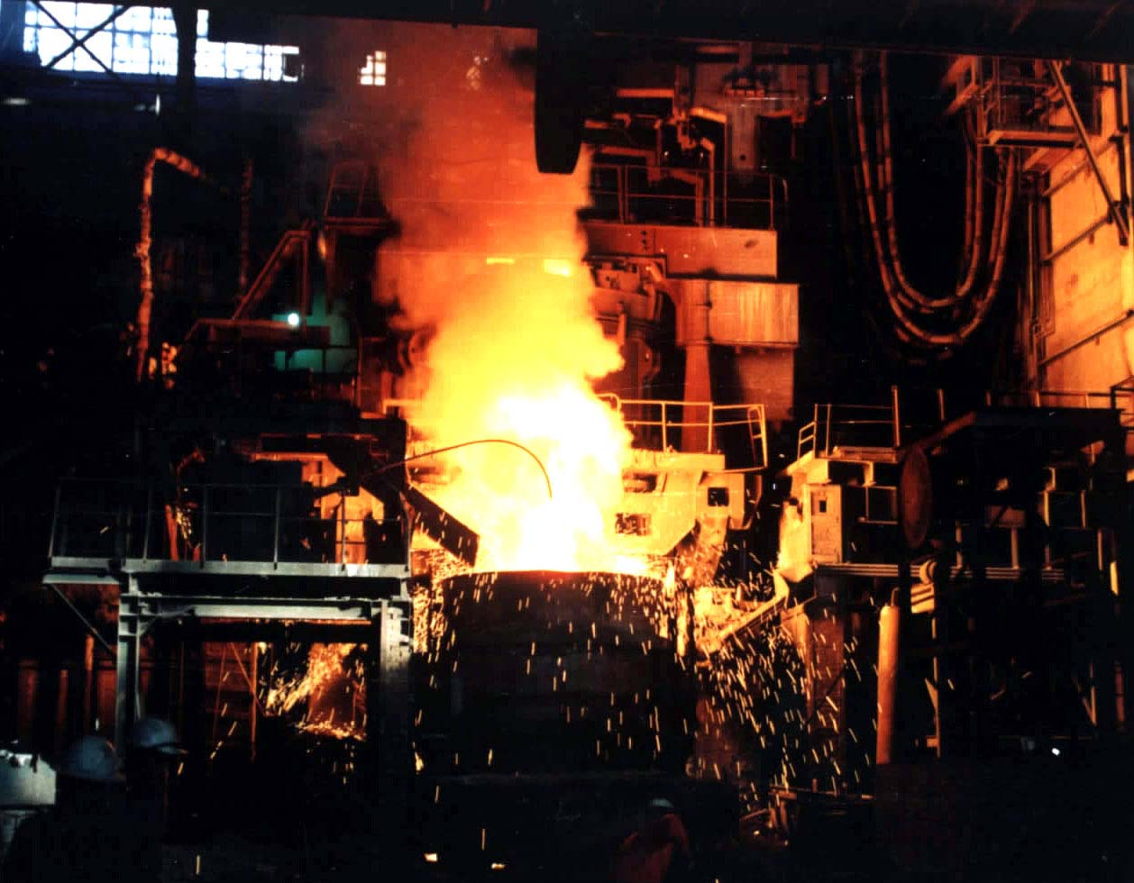 a description of steelmaking 1 history of steelmaking 2 modern iron making 3 conversion to steel  this in  preference to bos steel in a well meaning effort to reduce environmental impact.