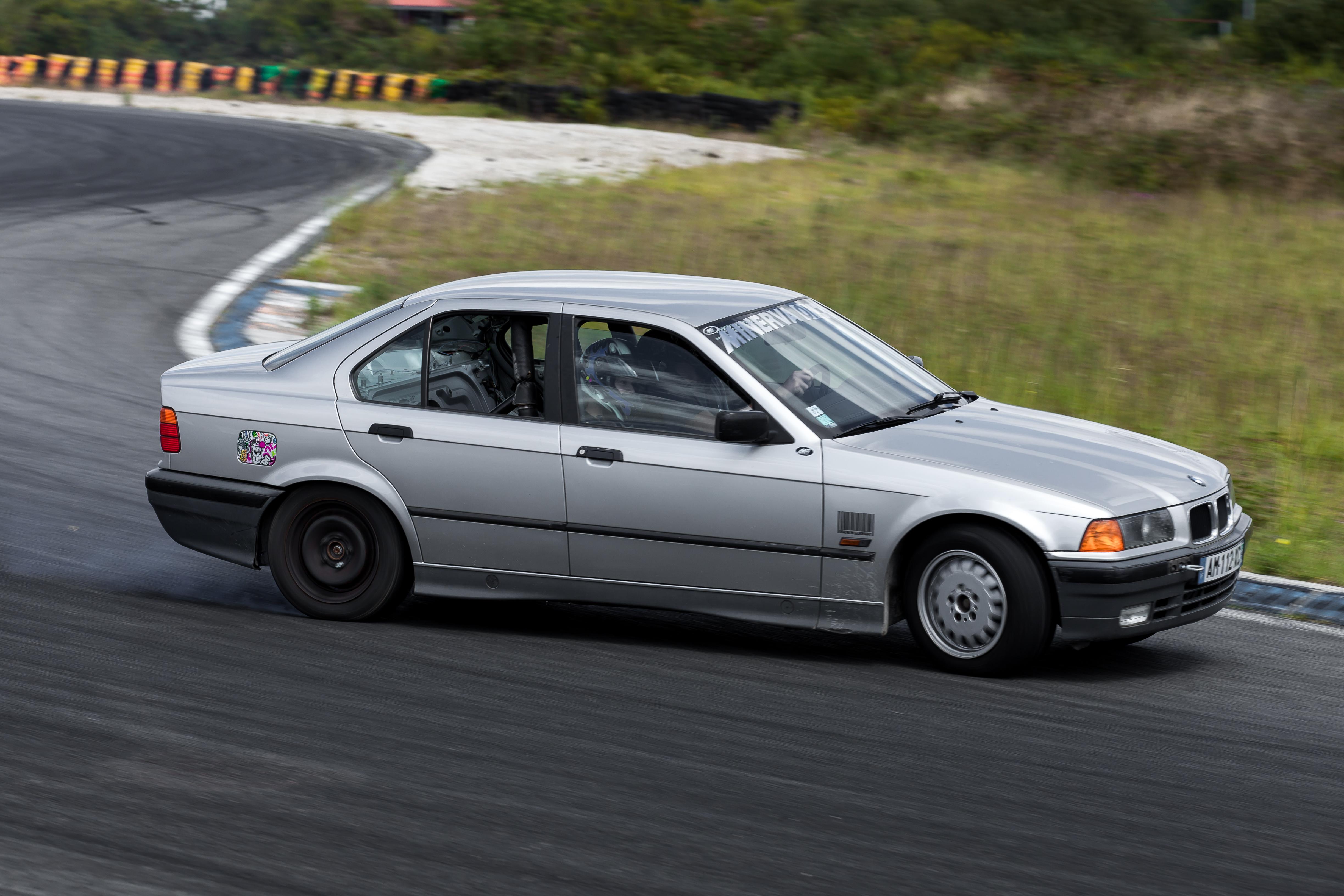 Bmw M Drift Car