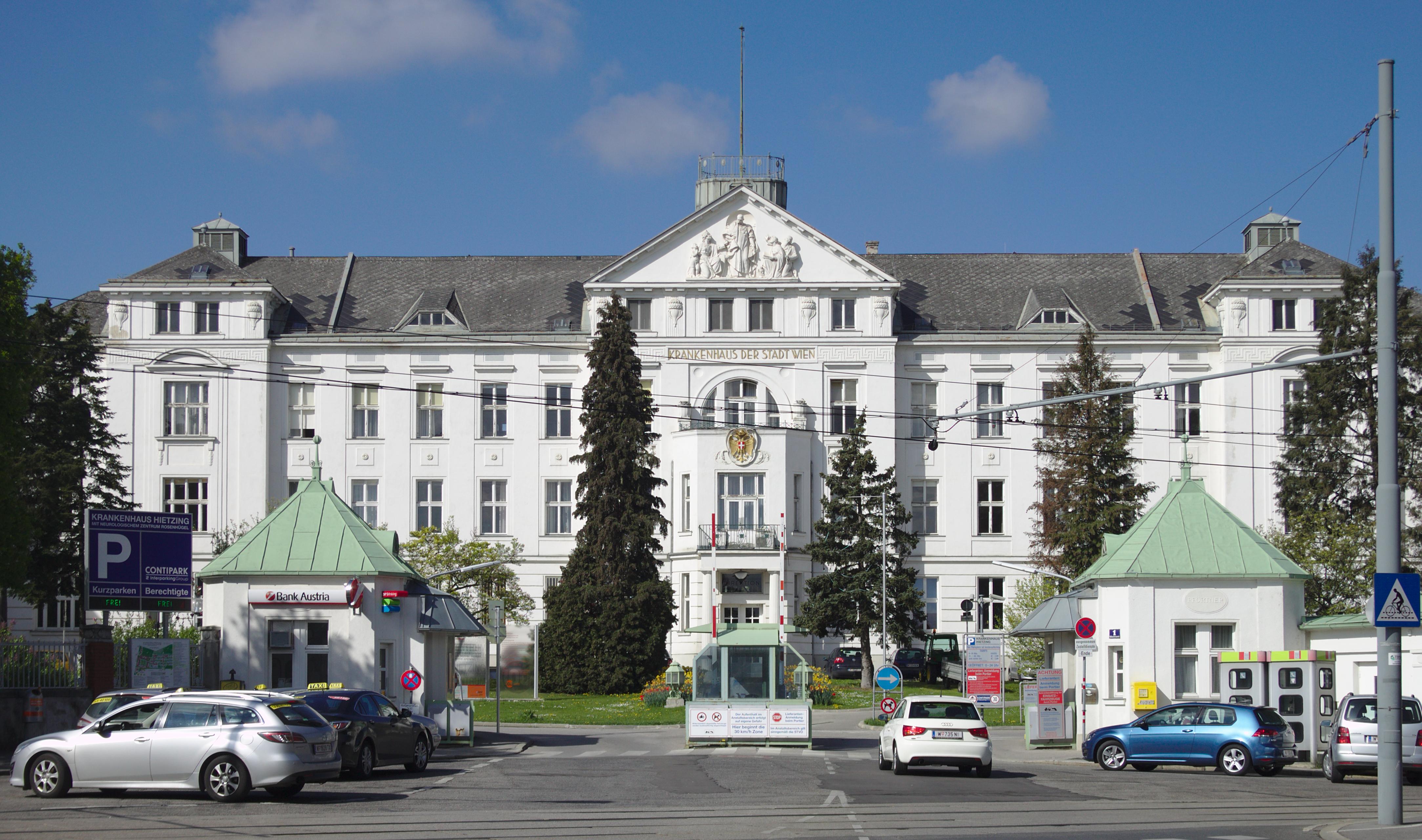 Krankenhaus Hietzing Wikipedia