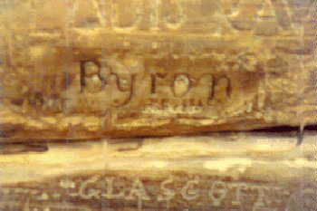Bestand:Graffito Byron at Sounion.jpg
