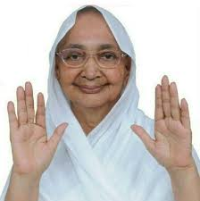 Gyanmati Indian Jain nun