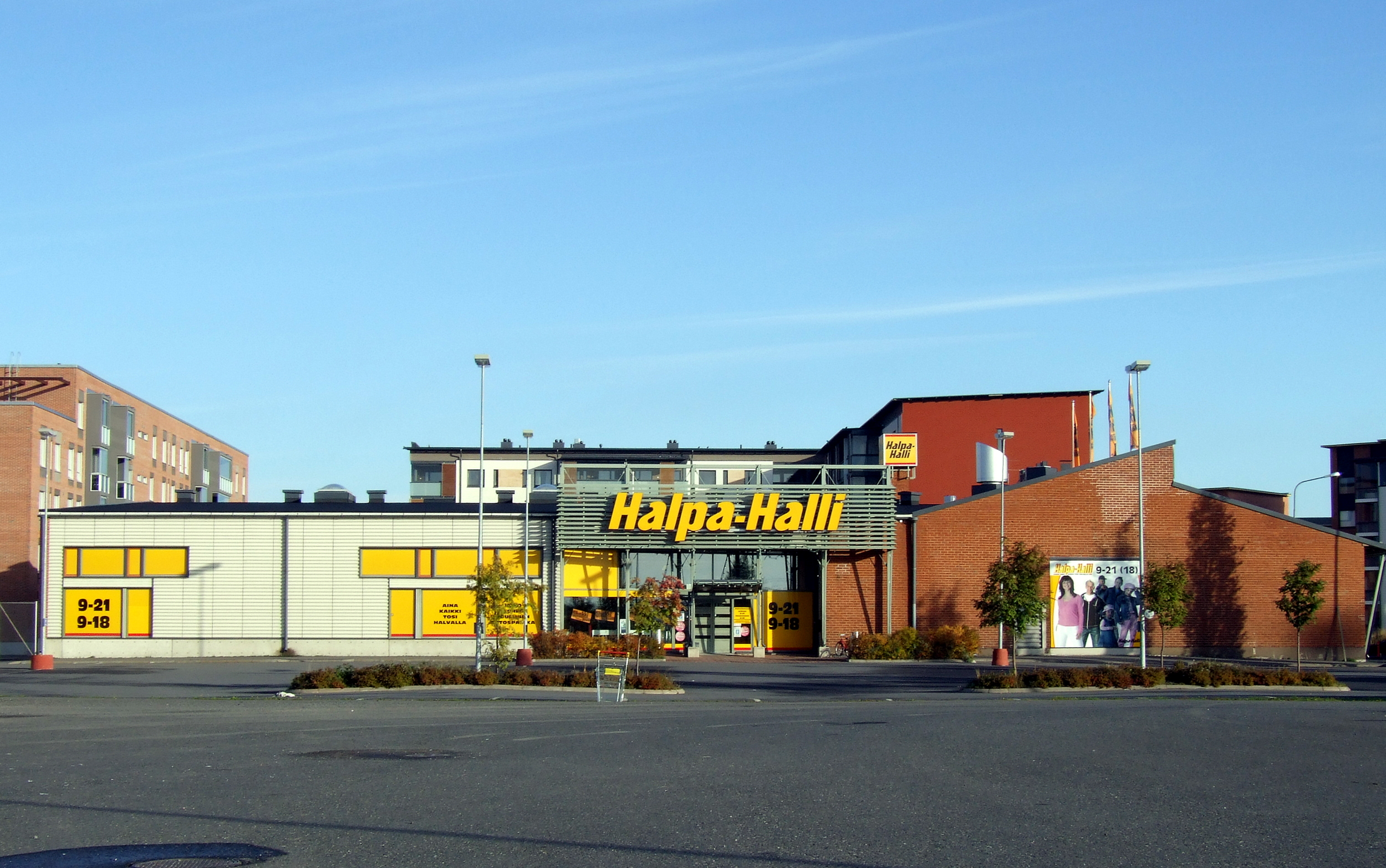 Halpa Halli Helsinki