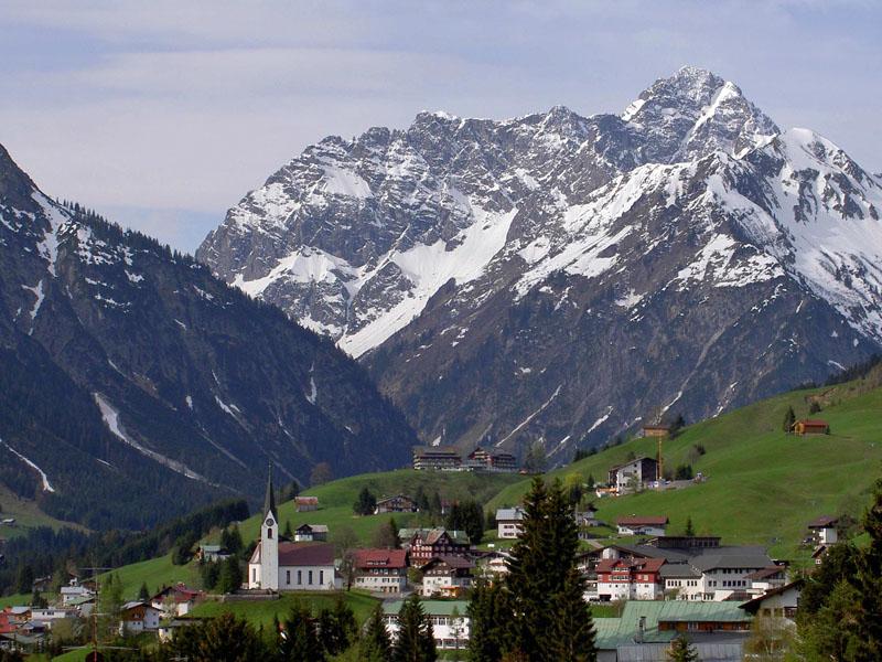 Klein Walser Tal